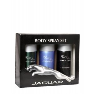 Buy Jaguar Deo Pack of 3 ( Classic Blue, Classic Black, For Men) - Nykaa