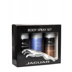 Buy Jaguar Deo Pack of 3 ( Classic Blue, Classic Amber, Classic Black) - Nykaa