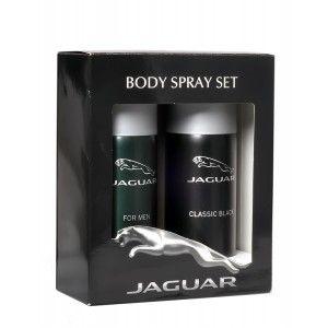 Buy Jaguar Deo Pack of 2 ( Classic Black, For Men) - Nykaa