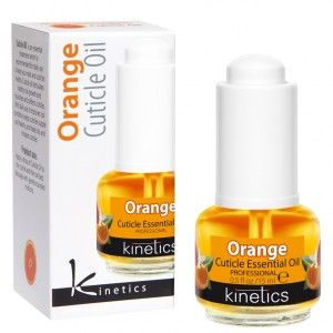 Buy Kinetics Orange Cuticle Essential Oil - Nykaa
