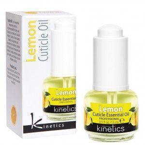 Buy Kinetics Lemon Cuticle Essential Oil - Nykaa
