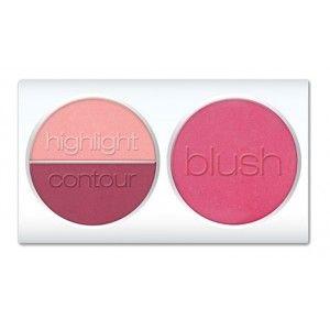 Buy L.A. Colors 3D Blush Contour - Nykaa