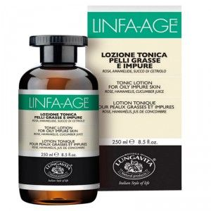 Buy Bottega Di Lungavita Linfa Age Tonic Lotion For Oily Impure Skin - Nykaa