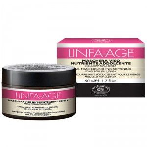 Buy Bottega Di Lungavita Linfa Age Nourishing & Softening Facial Mask - Nykaa