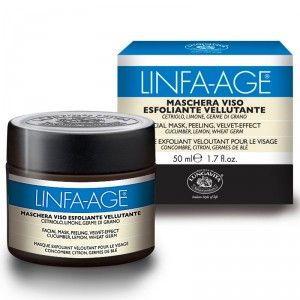 Buy Bottega Di Lungavita Linfa Age Peeling Velvet Effect Facial Mask - Nykaa