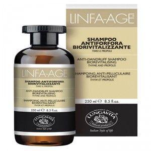 Buy Bottega Di Lungavita Linfa Age Anti Dandruff Shampoo - Nykaa