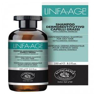 Buy Bottega Di Lungavita Linfa Age Shampoo For Oily Hair - Nykaa
