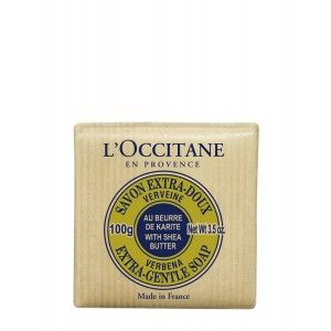 Buy L'Occitane Shea Butter Extra Gentle Soap - Verbena - Nykaa
