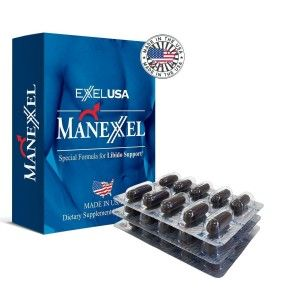 Buy ExxelUSA Manexxel Omega 3 Dha, Epa 30 Softgel Capsules ( Dietary Supplement) - Nykaa
