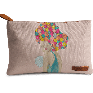 Buy DailyObjects Martine Carry-All Pouch Medium - Nykaa