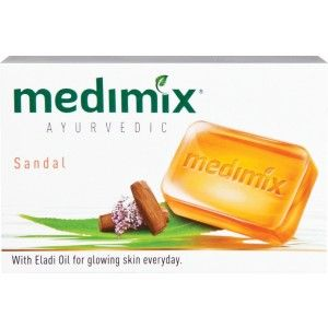 Buy Medimix Ayurvedic Sandal Soap - Nykaa