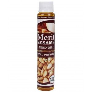 Buy Merit Sesame Seed Oil Cold Pressed - Nykaa