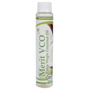 Buy Merit Vco Extra Virgin Coconut Oil - Nykaa