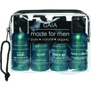 Buy Gaia Skin Naturals Overnight Kit For Men - Nykaa