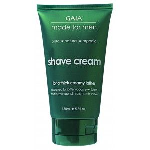Buy Gaia Skin Naturals Shave Cream For Men - Nykaa