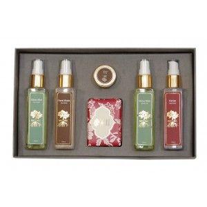 Buy Roots & Above Ayurvedic Mix Aromatherapy Kit - Gift Pack - Nykaa