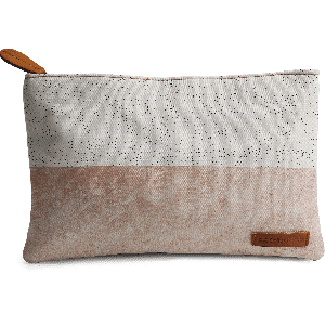 Buy DailyObjects Mischievous Polka Carry-All Pouch Medium - Nykaa