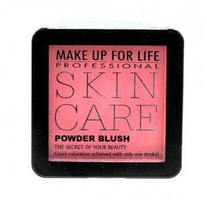 Buy Make Up For Life Skin Care Powder Blush - Nykaa