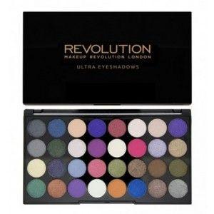 Buy Makeup Revolution 32 Eyeshadow Palette - Nykaa