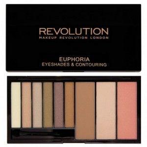 Buy Makeup Revolution Euphoria Palette - Nykaa