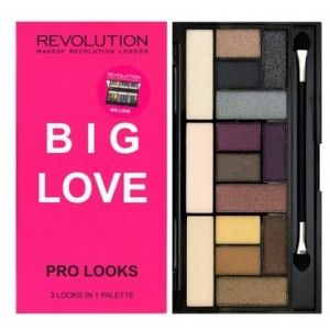 Buy Makeup Revolution Pro Looks Palette - Nykaa