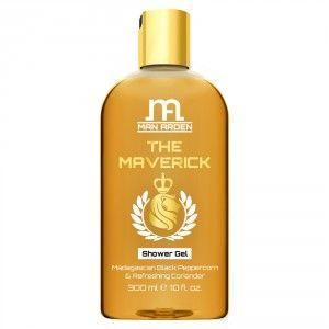 Buy Man Arden The Maverick Luxury Shower Gel - Nykaa