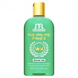 Buy Man Arden The Pacific Prince Luxury Shower Gel - Nykaa
