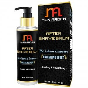 Buy Man Arden After Shave Balm - The Island Emperor - Nykaa