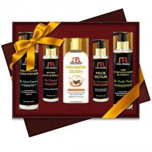 Buy Man Arden The Oasis Luxury Men's Grooming Gift Set - Nykaa