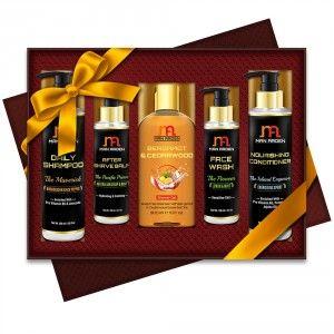 Buy Man Arden Body Groomer Luxury Men's Grooming Gift Set - Nykaa