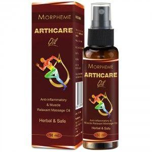 Buy Morpheme Arthcare Oil With Spray - Nykaa
