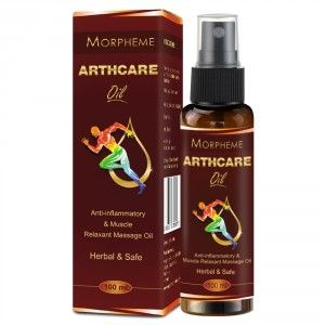 Buy Morpheme ArthcareOil With Spray - Nykaa