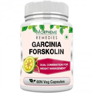 Buy Morpheme Remedies Garcinia Forskolin 500mg Extract - Nykaa