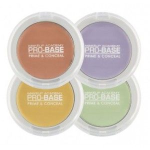 Buy MUA Pro-Base Prime & Conceal Correcting Cream - Nykaa