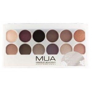 Buy MUA Romantic Efflorescence Eyeshadow Palette - Nykaa