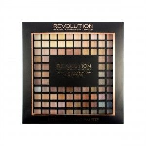 Buy Makeup Revolution Ultimate Iconic 144 Palette - Nykaa