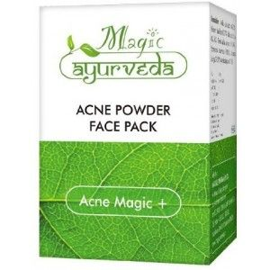 Buy Nature's Essence Acne Magic Powder Face Pack - Nykaa