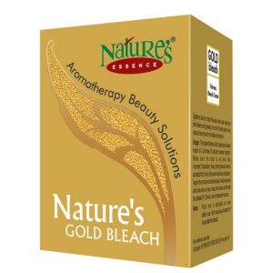 Buy Nature's Essence Gold Bleach - Nykaa