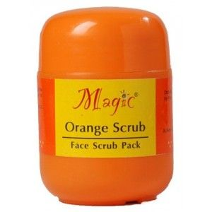 Buy Nature's Essence Orange Scrub Pack  - Nykaa