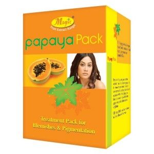 Buy Nature's Essence Papaya Pack (For Blemishes & Pigmentation) - Nykaa