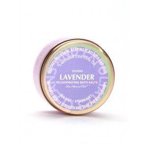 Buy Nyassa Lavander Bath Salts - Nykaa
