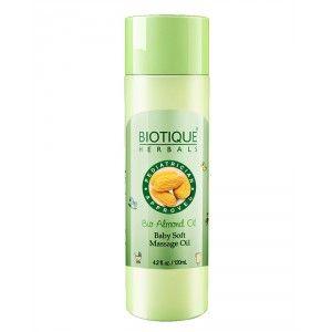 Buy Biotique Bio Almond Oil Baby Soft Massage Oil - Nykaa