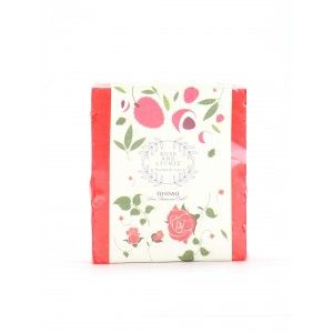Buy Nyassa Rose And Lychee Soap - Nykaa