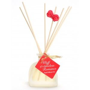 Buy Nyassa Reed Diffuser Set - A Whiff Of A Timeless Romance - Nykaa