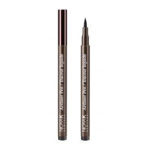 Buy Nicka K New York Artliner Pen - Black - Nykaa