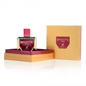 Buy Afnan Majestic Gold EDP For Women - Nykaa