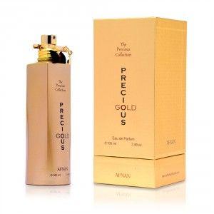 Buy Afnan Precious Gold EDP - Nykaa