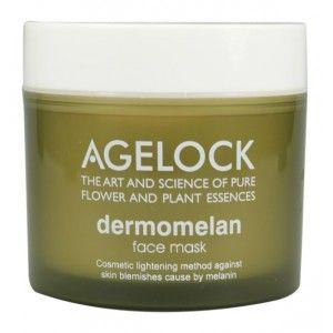 Buy Age Lock Dermomelan Face Mask - Nykaa