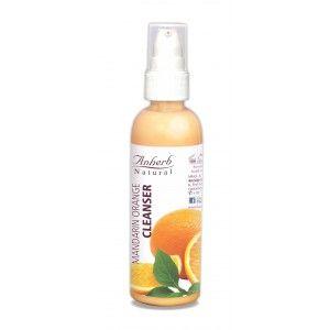 Buy Anherb Natural Mandarin Orange Cleanser - Nykaa
