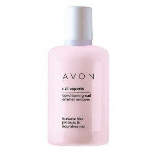 Buy Avon Nail Experts Conditioning Nail Enamel Remover - Nykaa